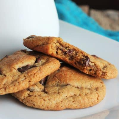 The Best Chocolate Chip Cookie Recipe – That Just Happens to be Whole Wheat