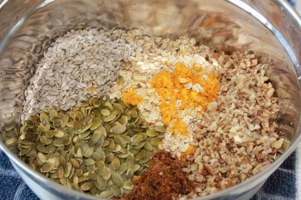 No hippy jokes please a recipe for granola sustainable cooks save forumfinder Gallery