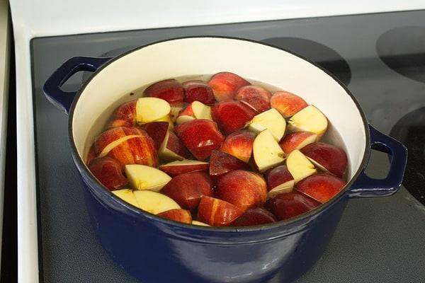 Canning for Beginners – Applesauce