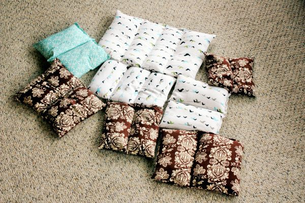 rice heating pads