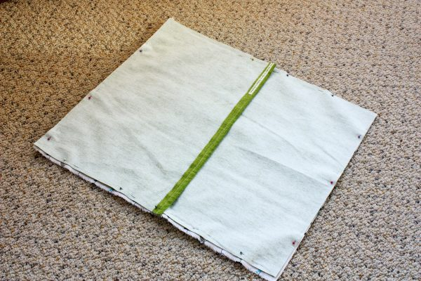 make pillowcases