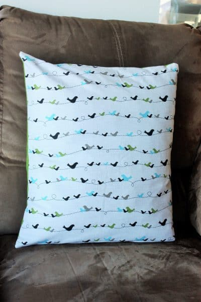 make pillowcases