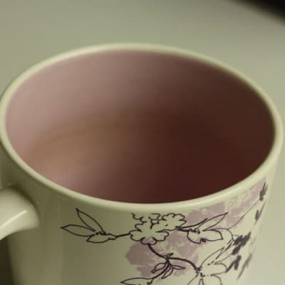 Monday tip of the week –  getting stains off of mugs