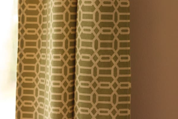 Diy Insulated Curtains Frugal By Choice Cheap By Necessity