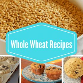 Whole Wheat Recipes