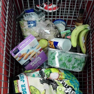 Meal plan for March 26th – April 1st