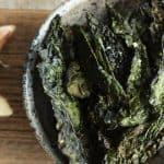 Kale Chips – What Doesn't Kale You Makes You Stronger