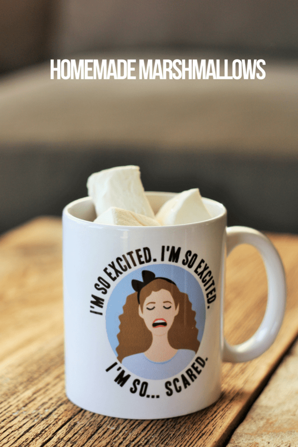 Homemade marshmallows sweetened only with honey. Learn how to make homemade marshmallows in this easy to follow tutorial.