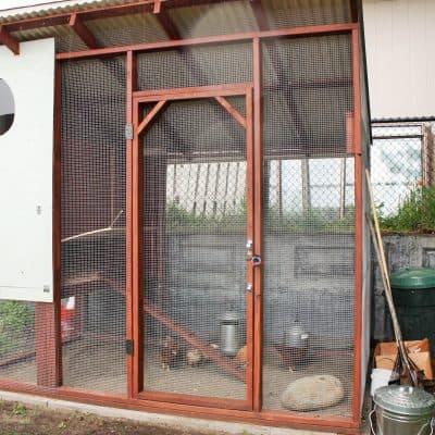 Chicken Coop Tour – Downton Eggy