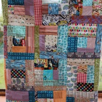 A quilt for Violet