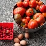 Meal plan for September 9th – 15th