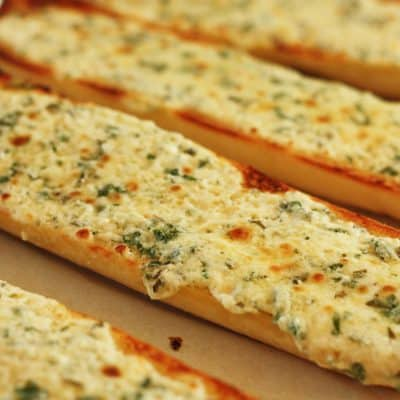 Garlic Bread – AKA Crack Bread
