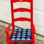 DIY Superman Chair