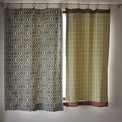 DIY Insulated Blackout Curtains