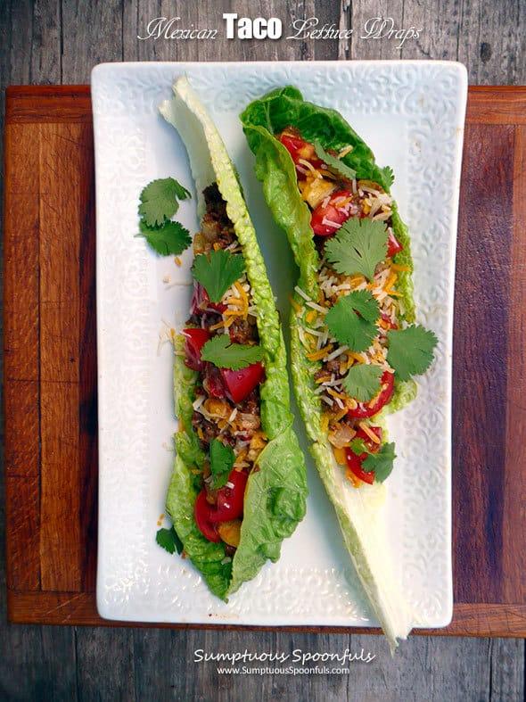Mexican-Taco-Lettuce-Wraps