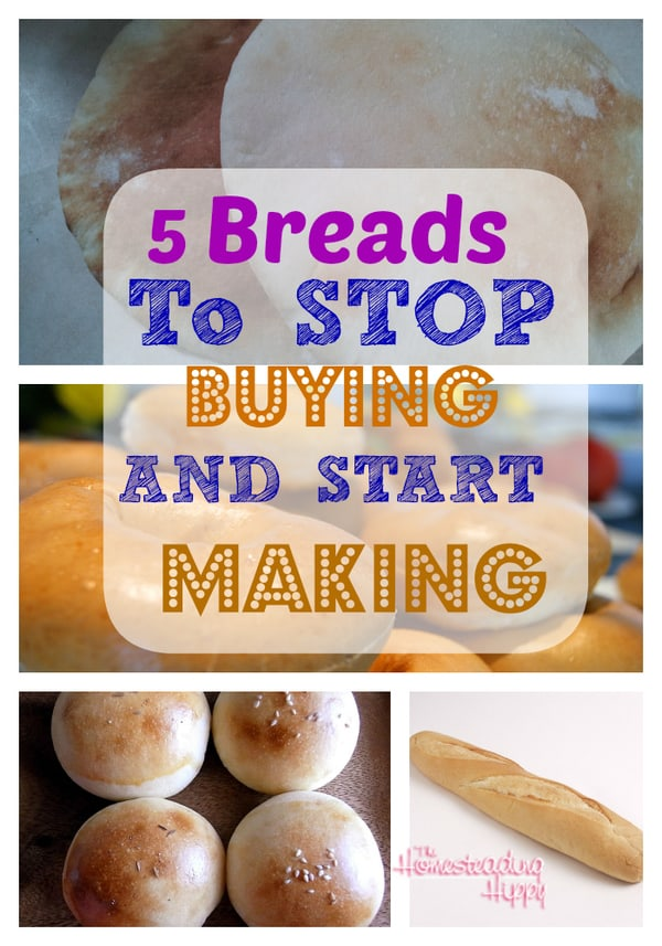 breads-to-make-at-home
