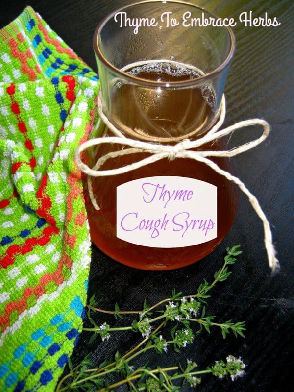 thyme-cough-syrup