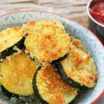 Fried Zucchini: Oven-Fried Healthy Zucchini