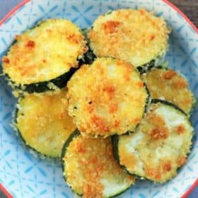 Fried zucchini