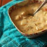 Chicken Gnocchi Soup. Comfort for Comfort's Sake