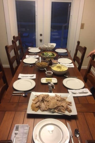 Scattered Sundays and Meal Plan for February 20th – 26th