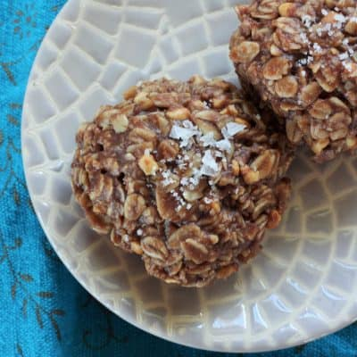 Sugar-Free No-Bake Cookies