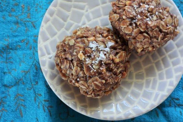 Sugar-Free No-Bake Cookies
