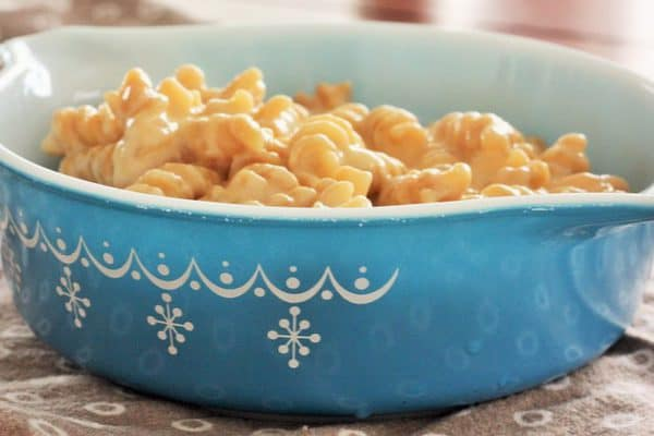 The New And Improved Homemade Mac and Cheese