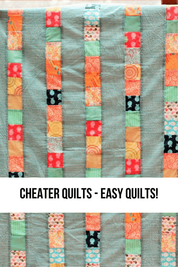 A step by step tutorial on how to make beginner quilts. They're called