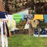 Eight Tips for Line Drying Laundry