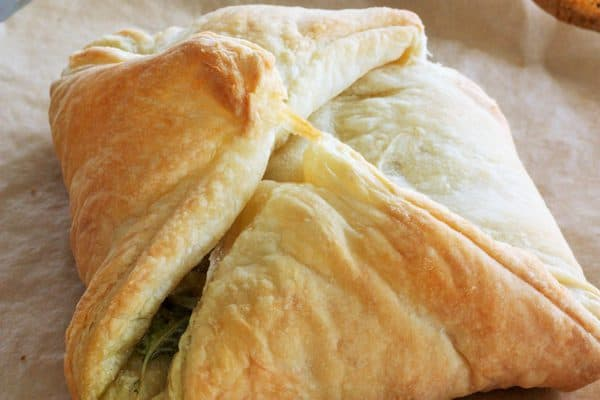 Savory Puff Pastry Sandwich Bakes
