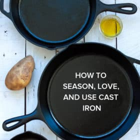 Removing Rust From Cast Iron {How to Use and Love Cast Iron}