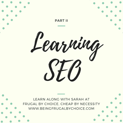 Learning SEO – A Beginner's Guide to SEO