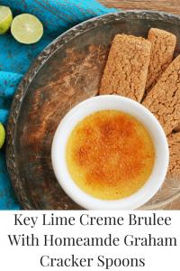 key lime creme brulee