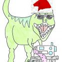 The Blind T-Rex: Christmas and Hanukkah in July Blowout