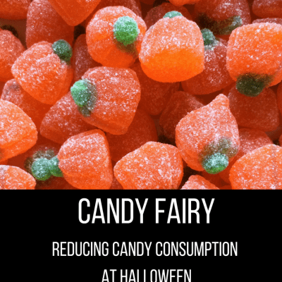Halloween and the Candy Fairy