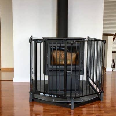 Fireplace Gate – Raising A Baby Gate