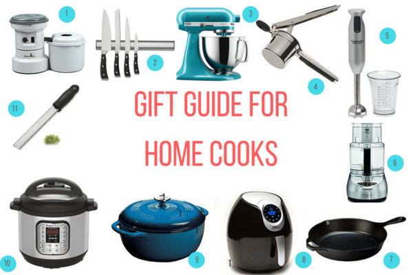 gift guide for home cooks