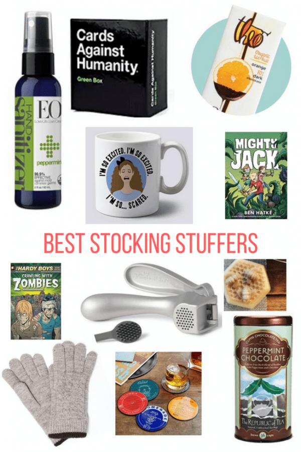 best stocking stuffers