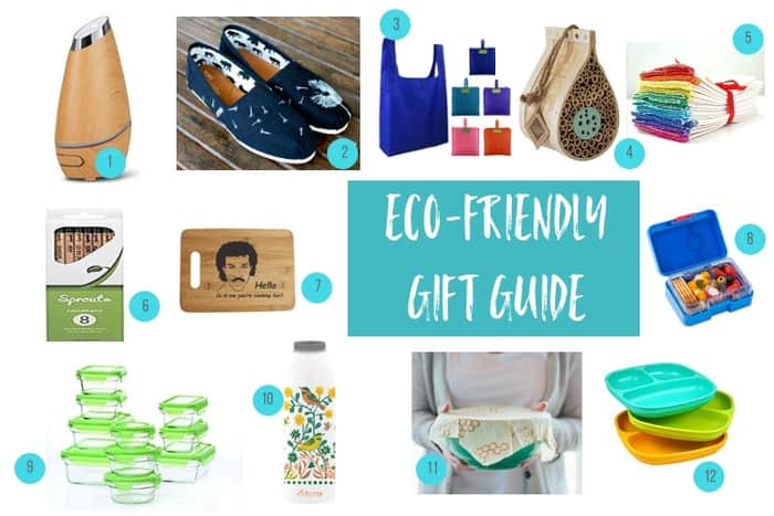 12 eco-friendly gift ideas