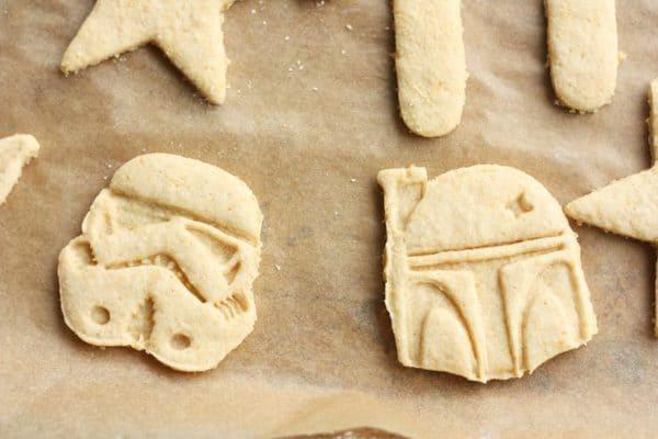 whole wheat sugar cookies