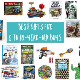 holiday gift ideas for 6-10-year-old-boys