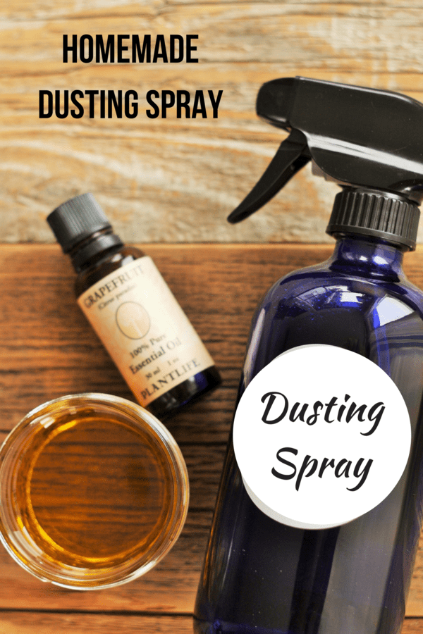 Homemade dusting spray is a safe, effective, and natural alternative to store-bought products. Homemade dusting spray is an easy and affordable recipe.