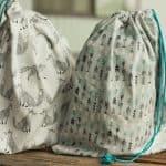 Zero Waste Produce and Bulk Bin Shopping Bags