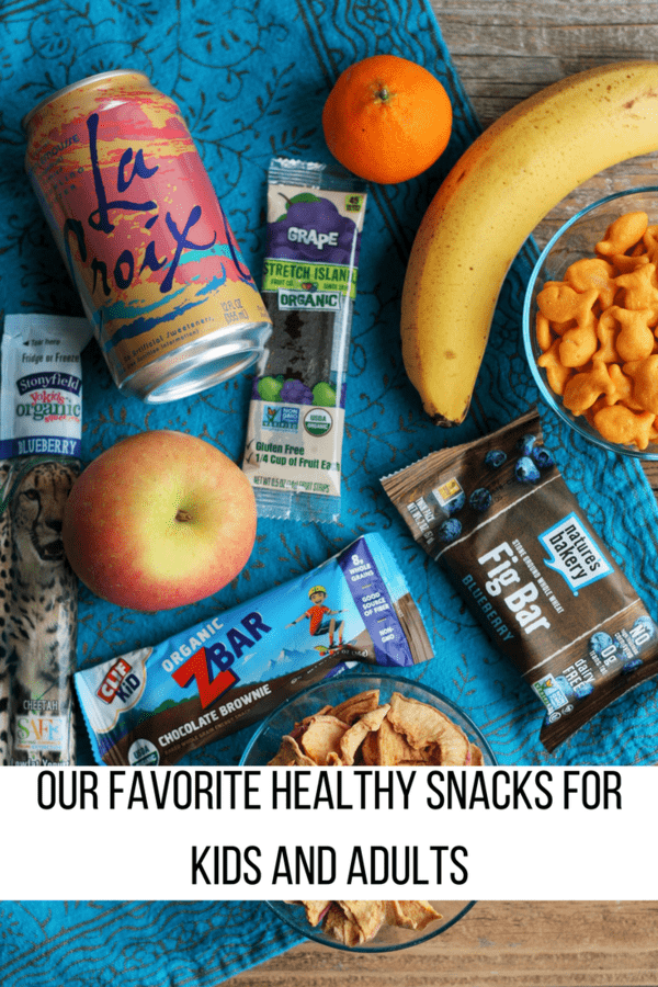 Sharing the favorite healthy snacks of a family of (mostly) healthy (mostly) real food lovers. Homemade and packaged snacks are discussed and shared.