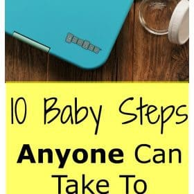 10 Baby Steps Anyone Can Take To Reduce Waste