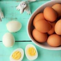Easy Instant Pot Hard Boiled Eggs