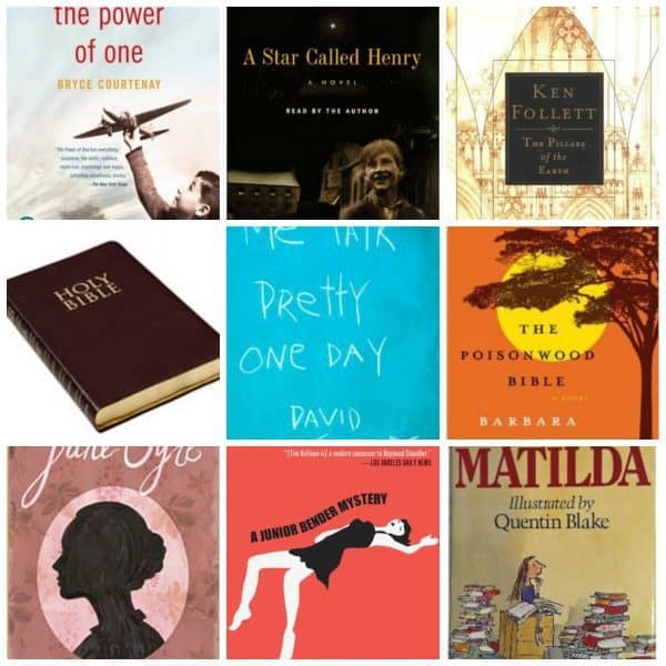 desert island reading list