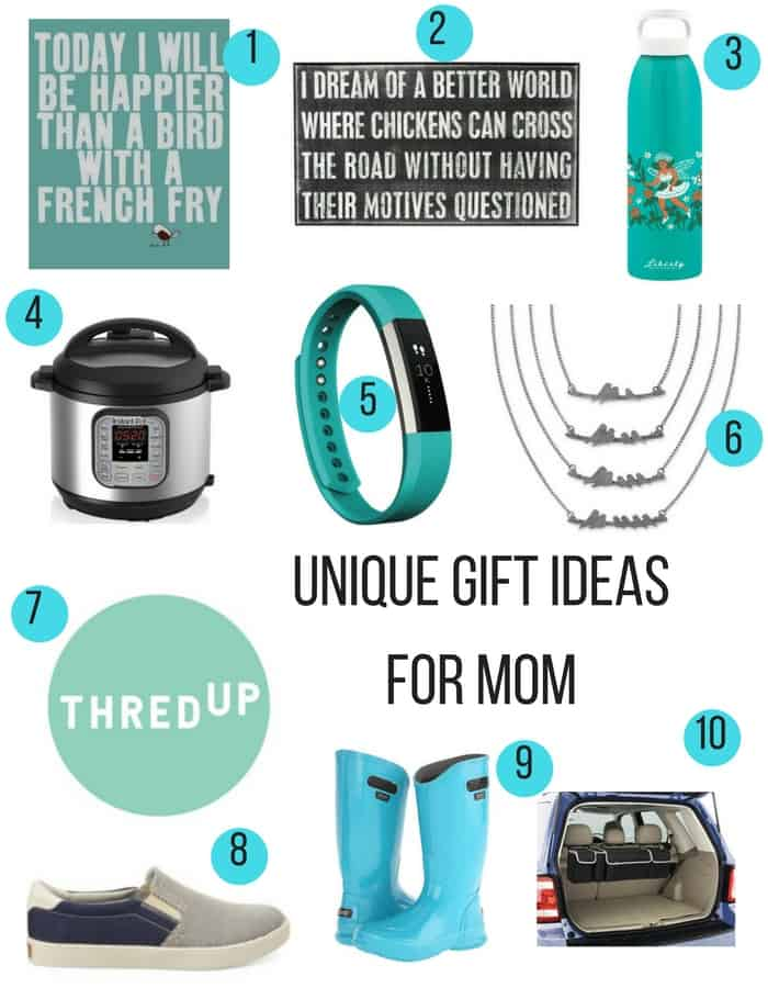 Unique Gift Ideas For Mom Mother S Day Gift Ideas Sustainable Cooks