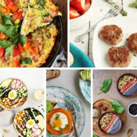 5 photos of whole30 breakfast ideas